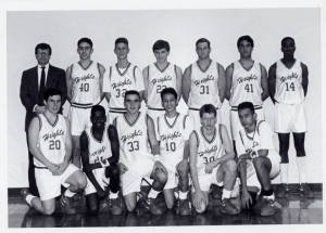 1990-1991 Heights Varsity Basketball Team